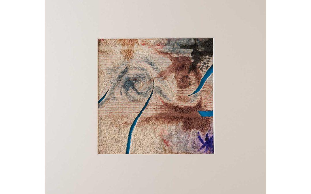 Arquetipo de naturaleza textil 3. Collage