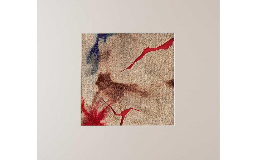Arquetipo de naturaleza textil 4. Collage